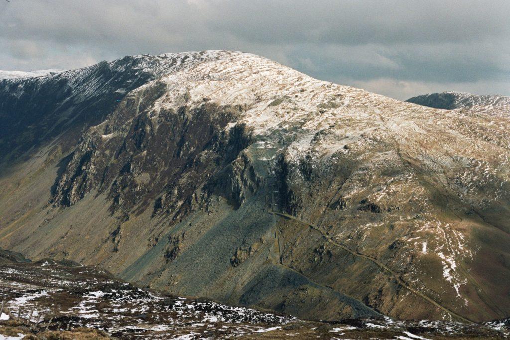 Yew Crag Incline