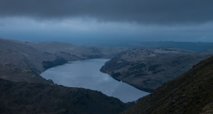 Haweswater after the sun set